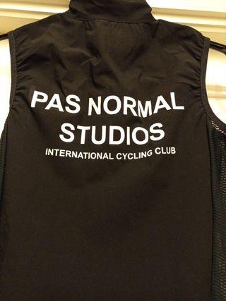 Chaleco ciclismo XS