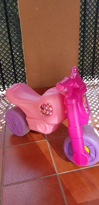 Correpasillo moto Minnie