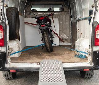 transporte de motos express