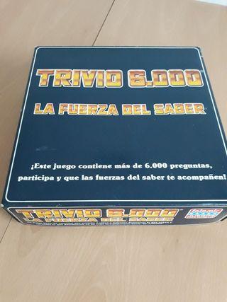 Trivial 6.000 La fuerza del saber