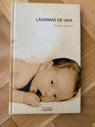 Libro Lágrimas de vida