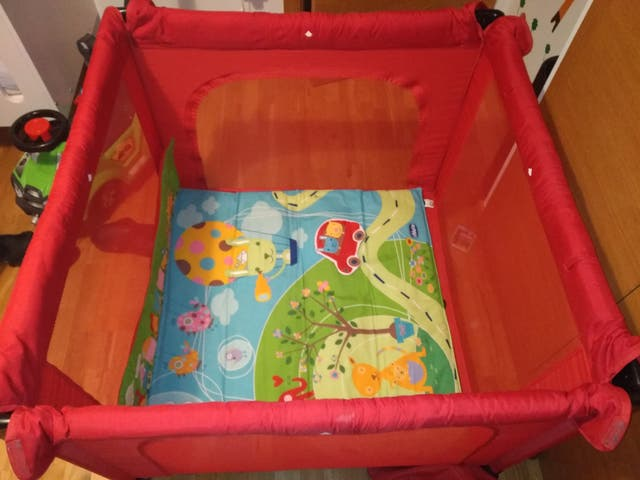 Parque Open Baby World Chicco