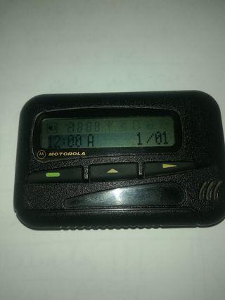 Beeper Motorola, Mensatel, Busca