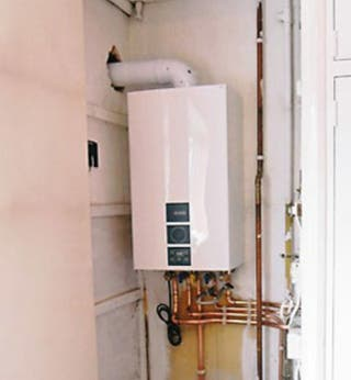 Reparación y mantenimiento de calderas
