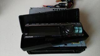 radio cd coche marca Alpine