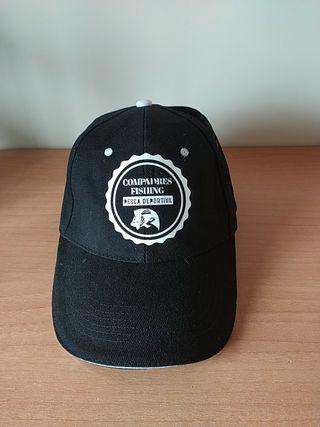 Gorra de pesca