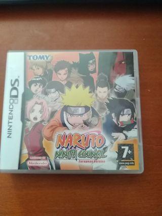 Naruto Ninja Council, Nintendo DS