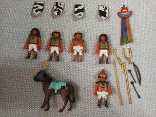 4245 Soldados Egipcios de Playmobil
