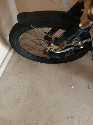 bici para regalar o piezas