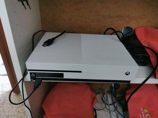 Xbox One S 500gb + juegos de One y 360