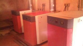 Reparación calderas calefacción