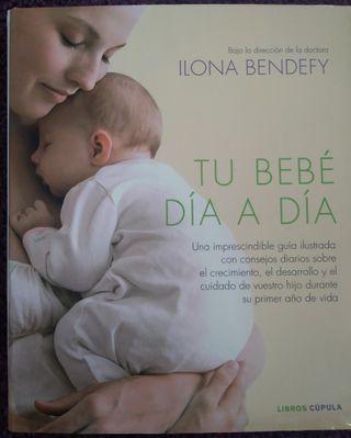 """Libro: """"Tu bebé dia a día"""""""