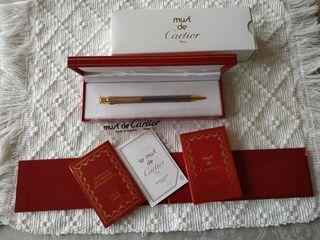 Boligrafo Cartier