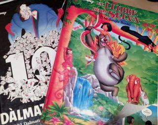 Libros Inglés-Catalan Disney