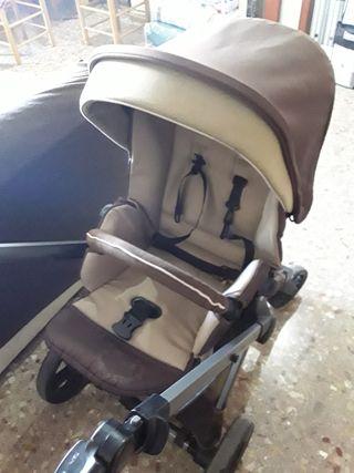 carrito bebe 3 piesaz