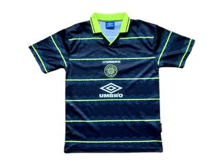 Camiseta Fútbol Celtic FC 97-98 Umbro Vintage