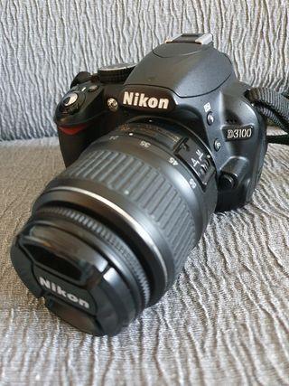 Equipo Nikon D3100