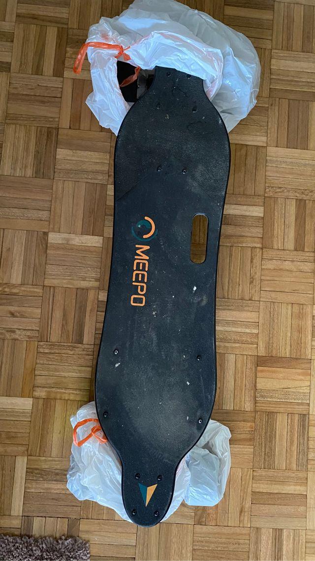 Longboard eléctrico meepo v2. (patinete electrico)