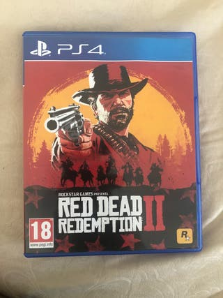 Read dead redemption 2 para ps4