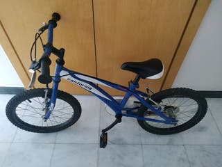 Bicicleta 18 pulgadas