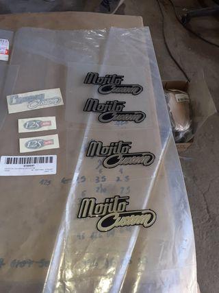Aprilia Habana 125cc Pegatinas Mojito