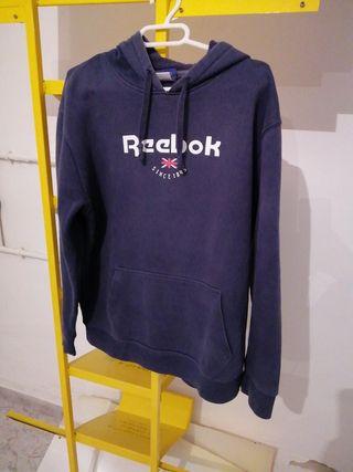 Sudadera Reebok azul marino