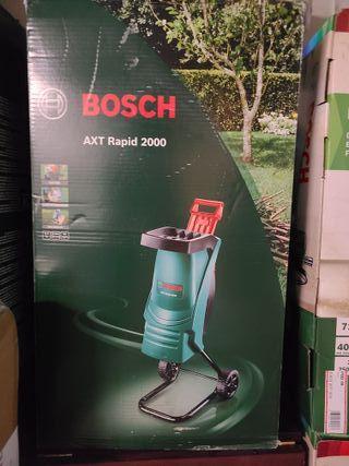 Bosch Biotrituradora AXT RAPID 2000W