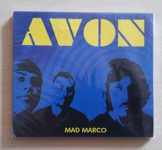 AVON - Mad Marco. CD Digipack Stoner rock