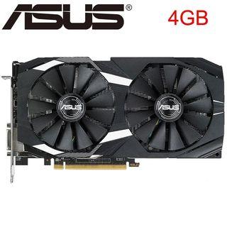 Tarjeta Gráfica Asus GTX 1050 Ti 4gb GDDR5 128Bit
