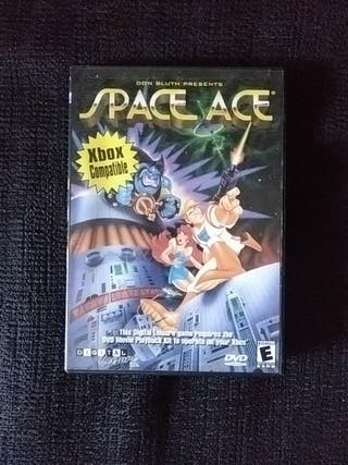 Space Ave - DVD ROM - XBOX