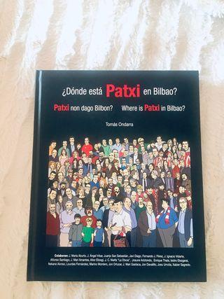 Libro ¿ Donde está Patxi en Bilbao ?