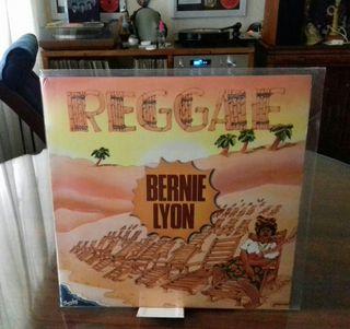 DISCO VINILO BERNIE LYON,REGGAE.