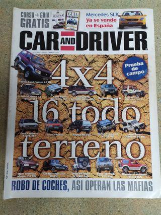 Revista Car And Driver nº 12