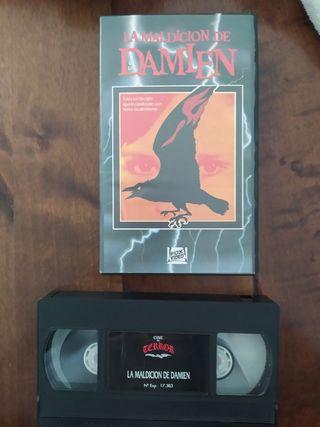 DVD, La maldición de Damien.