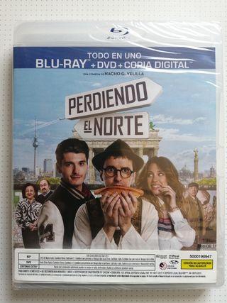 Precintado Perdiendo el Norte Blu-Ray + DVD