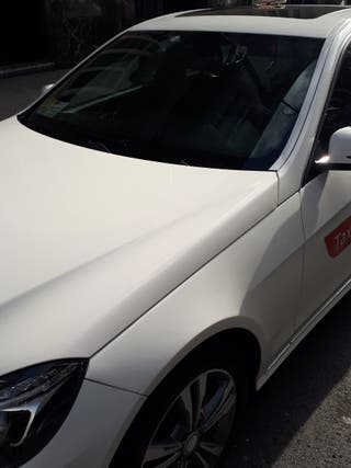 Se transfiere licencia taxi