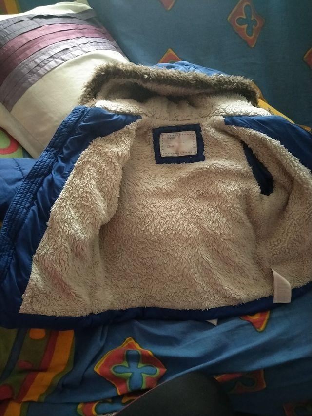 chaqueta mothercare Niño