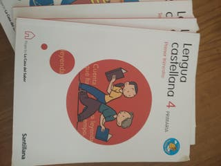 libros cuarto de primaria