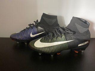 Botas Nike Mercurial Mixtas ACC T.40,5