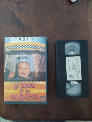 DVD El peque se va de marcha