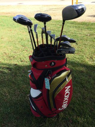 Juego completo de palos de golf Ping
