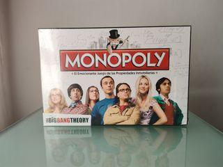 Monopoly the Big Bang theory.