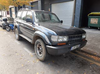 Toyota Land Cruiser 1986