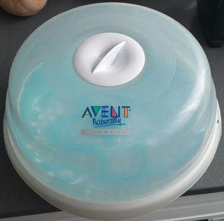 Esterilizador Avent microondas