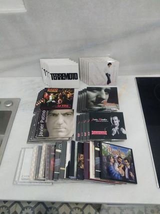GRAN Lote de CD de FLAMENCO! 45 CD's NUEVO nuevos!