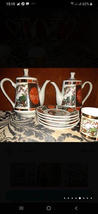 lote de cerámica antiguo