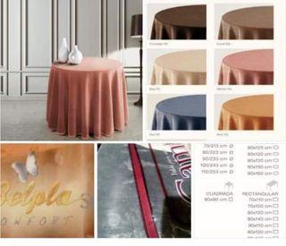 Falda para mesa Camilla