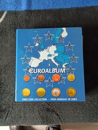 album de monedas de euros