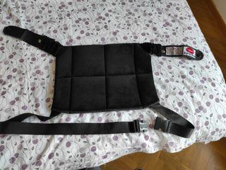 cinturón seguridad embarazada. Bump belt