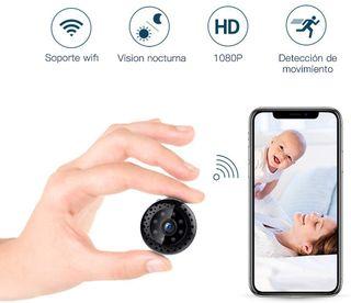 Cámara espía de vigilancia HD 1080P